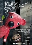 Kuky se vrací - Czech Movie Poster (xs thumbnail)