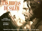 The Crucible - Argentinian Movie Poster (xs thumbnail)