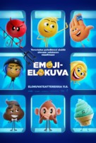 The Emoji Movie - Finnish Movie Poster (xs thumbnail)