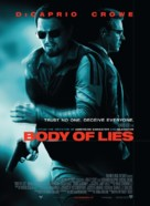 Body of Lies - Danish Movie Poster (xs thumbnail)