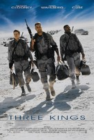 Three Kings - Movie Poster (xs thumbnail)
