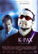 K-PAX - Spanish Movie Poster (xs thumbnail)