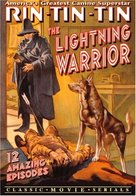 The Lightning Warrior - DVD cover (xs thumbnail)
