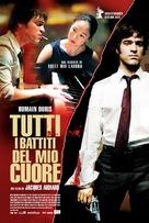De battre mon coeur s'est arrêté - Italian Movie Poster (xs thumbnail)