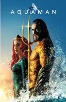 Aquaman - Romanian DVD cover (xs thumbnail)