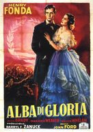 Young Mr. Lincoln - Italian Movie Poster (xs thumbnail)