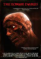 The Zombie Diaries - poster (xs thumbnail)