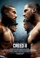 Creed II - Romanian Movie Poster (xs thumbnail)