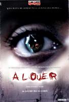 Películas para no dormir: Para entrar a vivir - French Movie Poster (xs thumbnail)