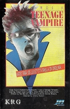 My Best Friend Is a Vampire - Finnish VHS movie cover (xs thumbnail)