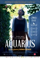 Aquarius - Polish Movie Poster (xs thumbnail)