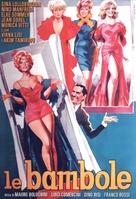 Le bambole - Italian Movie Poster (xs thumbnail)