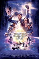 Ready Player One - Swiss Movie Poster (xs thumbnail)