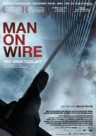 Man on Wire - German Movie Poster (xs thumbnail)