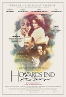 Howards End - Re-release poster (xs thumbnail)