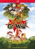 Rugrats Go Wild! - Australian DVD movie cover (xs thumbnail)