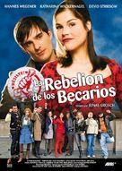 Résiste - Aufstand der Praktikanten - Spanish Movie Poster (xs thumbnail)