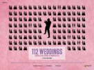 112 Weddings - British Movie Poster (xs thumbnail)