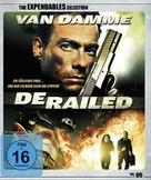 Derailed - German Blu-Ray cover (xs thumbnail)
