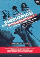 Memorias del subdesarrollo - Mexican Movie Cover (xs thumbnail)