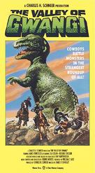 The Valley of Gwangi - VHS cover (xs thumbnail)