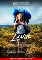 Wild - Brazilian Movie Poster (xs thumbnail)