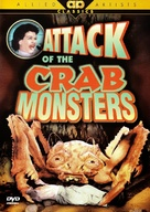 Attack of the Crab Monsters - DVD movie cover (xs thumbnail)
