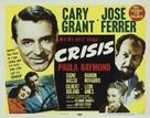 Crisis - Australian Movie Poster (xs thumbnail)