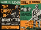 The Curse of Frankenstein - British Combo movie poster (xs thumbnail)