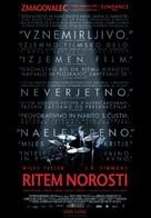 Whiplash - Slovenian Movie Poster (xs thumbnail)