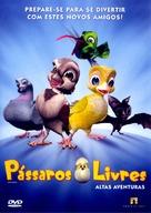 Plumíferos - Aventuras voladoras - Brazilian DVD cover (xs thumbnail)