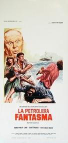Docteur Justice - Italian Movie Poster (xs thumbnail)