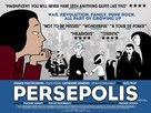 Persepolis - British Movie Poster (xs thumbnail)