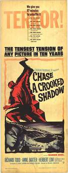 Chase a Crooked Shadow - Movie Poster (xs thumbnail)