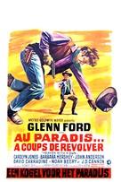 Heaven with a Gun - Belgian Movie Poster (xs thumbnail)