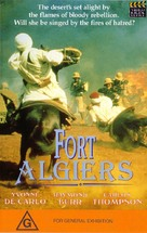 Fort Algiers - Australian Movie Cover (xs thumbnail)