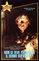 Non si deve profanare il sonno dei morti - Italian Movie Cover (xs thumbnail)