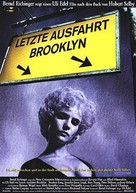 Last Exit to Brooklyn - German Movie Poster (xs thumbnail)
