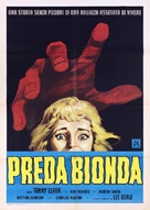 Girl in Trouble - Italian Movie Poster (xs thumbnail)