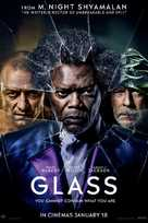 Glass - British Movie Poster (xs thumbnail)