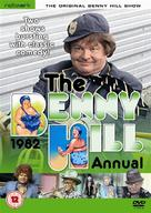 """""""The Benny Hill Show"""" - British DVD movie cover (xs thumbnail)"""