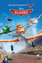 Planes - DVD movie cover (xs thumbnail)