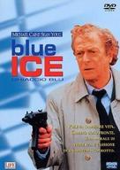 Blue Ice - Italian DVD movie cover (xs thumbnail)