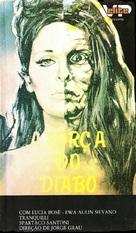 Ceremonia sangrienta - Brazilian VHS cover (xs thumbnail)