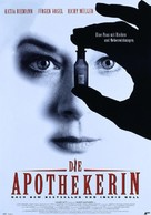Apothekerin, Die - German Movie Poster (xs thumbnail)