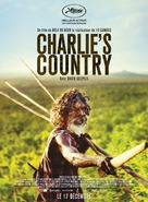 Charlie's Country - French Movie Poster (xs thumbnail)