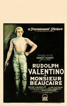 Monsieur Beaucaire - Movie Poster (xs thumbnail)