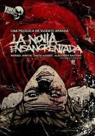 La novia ensangrentada - Spanish DVD cover (xs thumbnail)