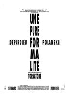 Pura formalità, Una - French Logo (xs thumbnail)
