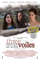 Three Veils - French Movie Poster (xs thumbnail)